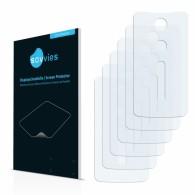 2x Ochranná fólia pre Motorola Nexus 6 - zadná