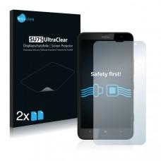 2x Ochranná fólia pre Nokia Lumia 1320 - predná
