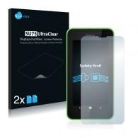 2x Ochranná fólia pre Nokia Lumia 530 - predná