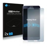 2x Ochranná fólia pre Samsung Galaxy A7 - predná