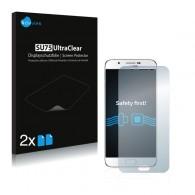 2x Ochranná fólia pre Samsung Galaxy A8 - predná