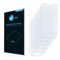2x Ochranná fólia pre Samsung Galaxy Apollo I5801 - predná
