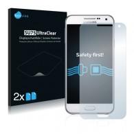 2x Ochranná fólia pre Samsung Galaxy E5 - predná