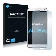 2x Ochranná fólia pre Samsung Galaxy E7 - predná