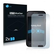 2x Ochranná fólia pre Samsung Galaxy Young 2 G130 - predná