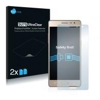 2x Ochranná fólia pre Samsung Z3 - predná