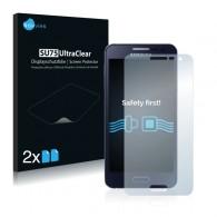 2x Ochranná fólia pre Samsung Galaxy A3 2015 - predná