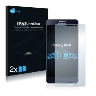 2x Ochranná fólia pre Samsung Galaxy A5 2015 - predná