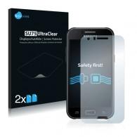 2x Ochranná fólia pre Samsung Galaxy J1 2015 - predná