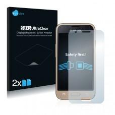 2x Ochranná fólia pre Samsung Galaxy J1 Nxt - predná