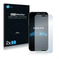 2x Ochranná fólia pre Samsung Galaxy J2 Pro - predná