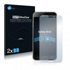 2x Ochranná fólia pre Samsung Galaxy J3 (2015) - predná