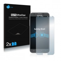 2x Ochranná fólia pre Samsung Galaxy J3 2017 - predná