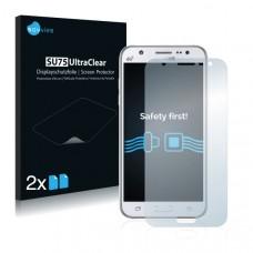 2x Ochranná fólia pre Samsung Galaxy J5 2015 - predná