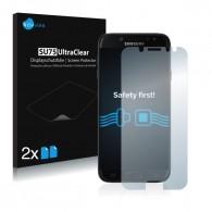 2x Ochranná fólia pre Samsung Galaxy J5 2017 - predná