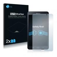 2x Ochranná fólia pre Samsung Galaxy J Max - predná