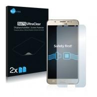 2x Ochranná fólia pre Samsung Galaxy J7 Prime - predná