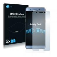 2x Ochranná fólia pre Samsung Galaxy Note 7 - predná
