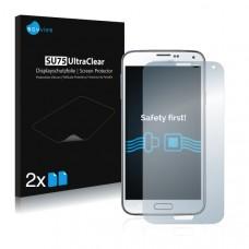 2x Ochranná fólia pre Samsung Galaxy S5 Neo - predná