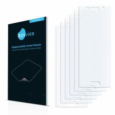 2x Ochranná fólia pre Samsung Galaxy S6 Edge - predná