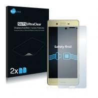 2x Ochranná fólia pre Sony Xperia X - predná