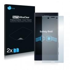 2x Ochranná fólia pre Sony Xperia XZ - predná