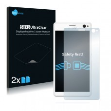 2x Ochranná fólia pre Sony Xperia C4 - predná