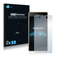 2x Ochranná fólia pre Sony Xperia M5 - predná