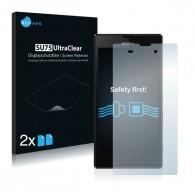 2x Ochranná fólia pre Sony Xperia Style T3 - predná