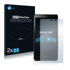 2x Ochranná fólia pre Sony Xperia T LT30 - predná