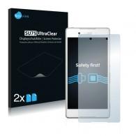 2x Ochranná fólia pre Sony Xperia Z4 - predná