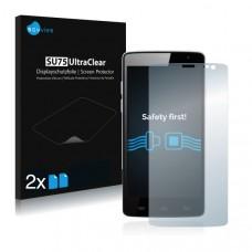 2x Ochranná fólia pre Ulefone Be Pure Lite - predná