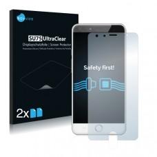 2x Ochranná fólia pre Ulefone Be Touch 2 - predná