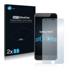 2x Ochranná fólia pre Ulefone Be Touch 3 - predná