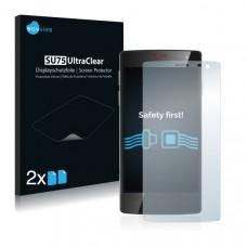 2x Ochranná fólia pre Ulefone Be X - predná