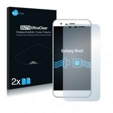 2x Ochranná fólia pre Ulefone Paris Arc HD - predná