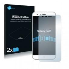 2x Ochranná fólia pre Ulefone Paris X - predná