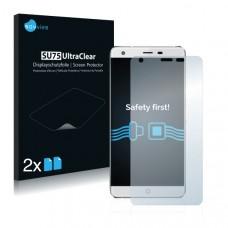 2x Ochranná fólia pre Ulefone Power - predná