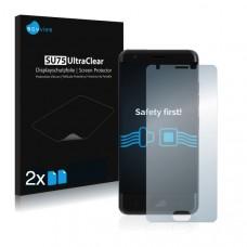 2x Ochranná fólia pre Ulefone U008 Pro - predná