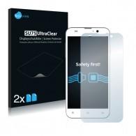 2x Ochranná fólia pre Zopo ZP980+ - predná
