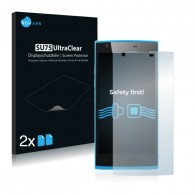 2x Ochranná fólia pre Zopo ZP780 - predná