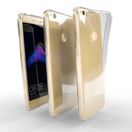 Ochranné TPU púzdro pre Huawei P8 Lite 2017 priehľadné 565f1fd1818