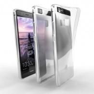 Ochranné TPU púzdro pre Huawei P9 Lite priehľadné