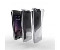 Ochranné TPU púzdro pre Apple iPhone 5 priehľadné