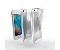 Ochranné TPU púzdro pre Apple iPhone SE priehľadné
