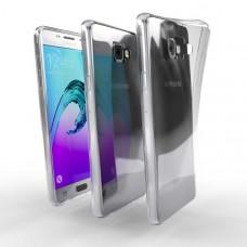 Ochranné TPU púzdro pre Samsung Galaxy A5 2016 priehľadné