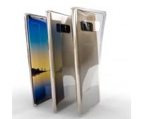 Ochranné TPU púzdro pre Samsung Galaxy Note 8 priehľadné