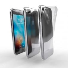 Ochranné TPU púzdro pre Apple iPhone 8 priehľadné